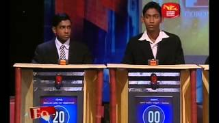 ECON ICON QUIZ PROGRAM- ROUND 1 EPISODE 4 (TAMIL)