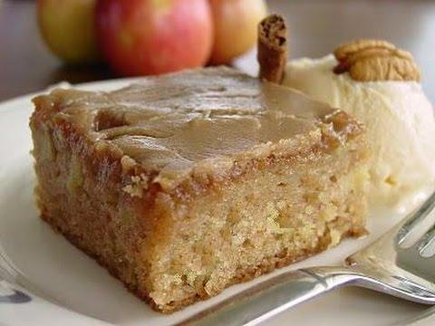 Chocolate Cake Made From Applesauce