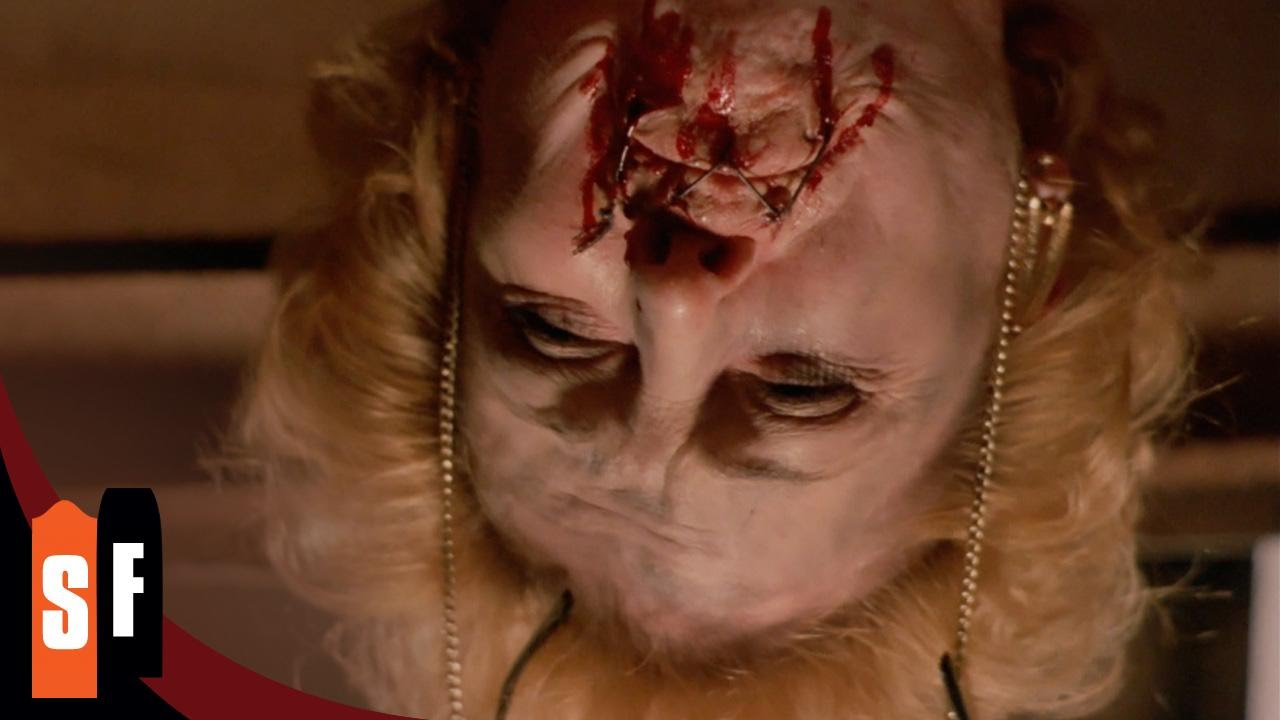 Witchery (1/1) Burned Alive - Linda Blair, David ...