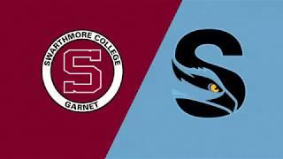 Swarthmore Baseball Highlights vs. Stockton (Game two // March 25, 2018)
