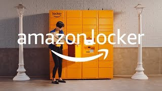Never Miss a Package with Amazon Locker