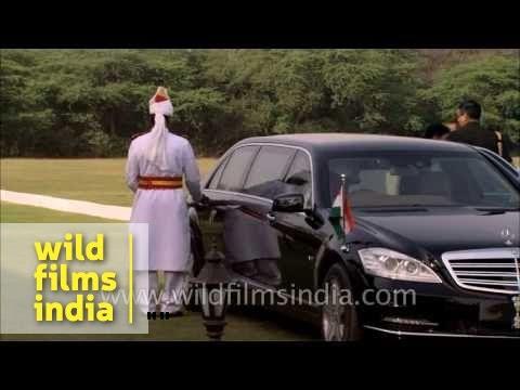 Mercedes-Benz S 600 Pullman Guard - Indian President