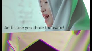I Love You 3000 Stephanie Poetri Cover By Intan MP3