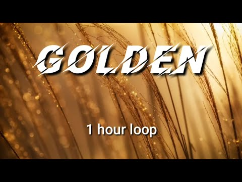 (1hour loop with Lyrics ) Harry Styles - Golden 1h