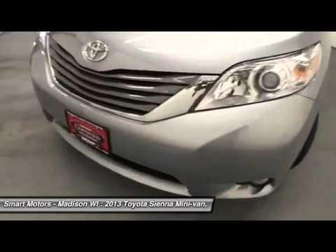 2013 Toyota Sienna 2013 Toyota Sienna Smart Motors