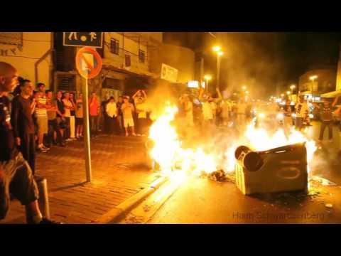 Download Violent Anti African Race Riot Rocks Israel, Black Men and Women Beaten Racist demonstration against