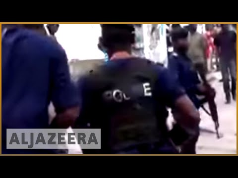 🇨🇩 DR Congo deadly crackdown on anti-government protests