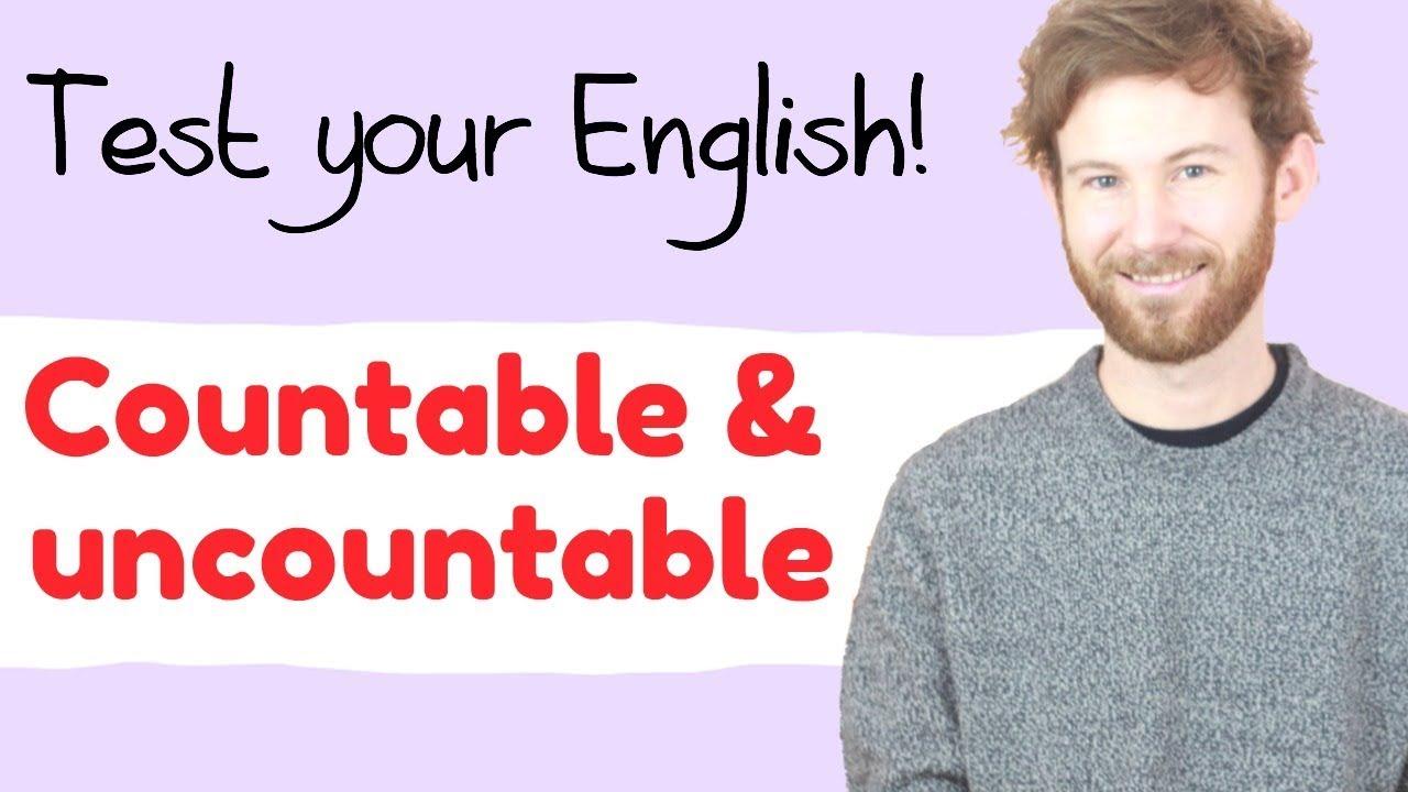 Sustantivos Contables E Incontables En Inglés Sabes Cómo