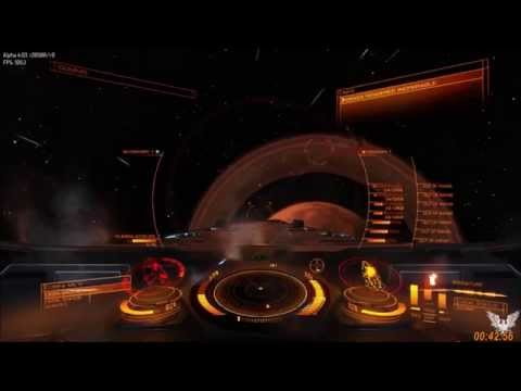 Elite: Dangerous Alpha 4.03 - The Long Journey Home  -  (The Last Night of Alpha Phase 4) |