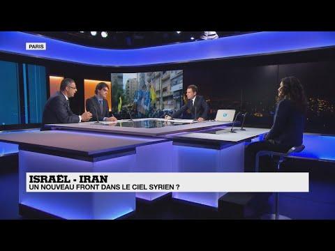 Israël - Iran : Un Nouveau Front Dans Le Ciel Syrien ? (Partie 2)