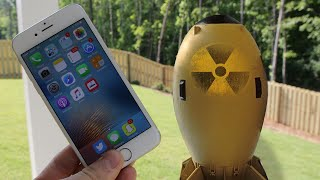 Can an iPhone Survive a Nuke!?!