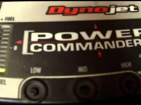 dynojet power commander v installation instructions