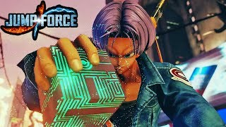 NEW JUMP FORCE STORY MODE TRAILER! Official Avatar Story Gameplay Trailer!