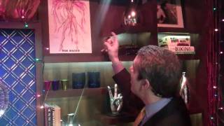 ANDY COHEN'S PERSONAL TOUR OF THE BRAVO CLUBHOUSE