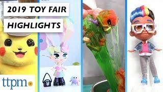 Toy Fair 2019 Highlights: Detective Pikachu, L.O.L. Surprise! Hairdudeables, VTech, LEGO and more