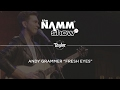 "Images Andy Grammer ""Fresh Eyes"" Live at NAMM 2017 - Taylor Guitars"