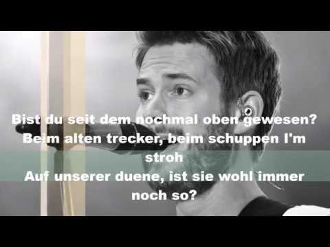 REVOLVERHELD - SOMMER IN SCHWEDEN lyric