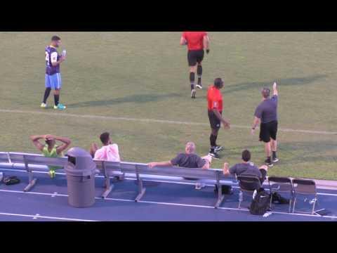 Houston FC vs Mississippi Brilla 2nd half