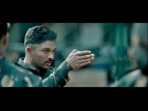 Naa Peru Surya Hindi Dubbed Trailer   Allu Arjun
