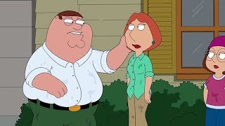 Peters Sad Goodbye To His Family - Family Guy
