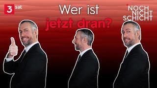 Sebastian Pufpaff – Alles von vorn! Eine neue Impfreihenfolge für Deutschland | Noch nicht Schicht
