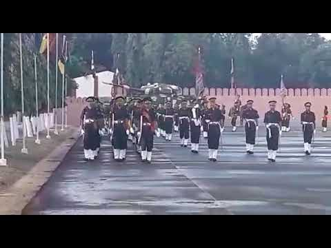Officers' Training Academy | OTA POP March 2019| Proud And Brave Officers |