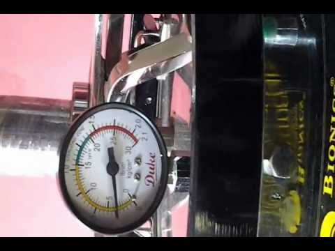 Vertical Autoclave Working