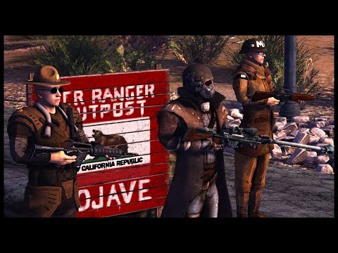 EPIC Fallout FREE-FOR-ALL BATTLE! Fallout Mod