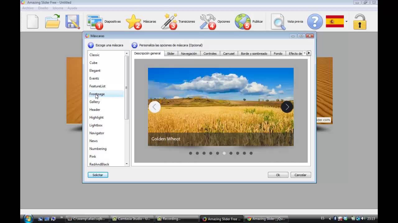 CREAR GALERIA DE IMAGENES,VIDEOS ETC,PARA HTML,JOOMLA,DRUPAL ...