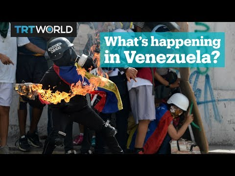 Venezuela's protests explained