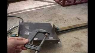 Diy Corner Clamp / Jig - Weekend Welding Warrior