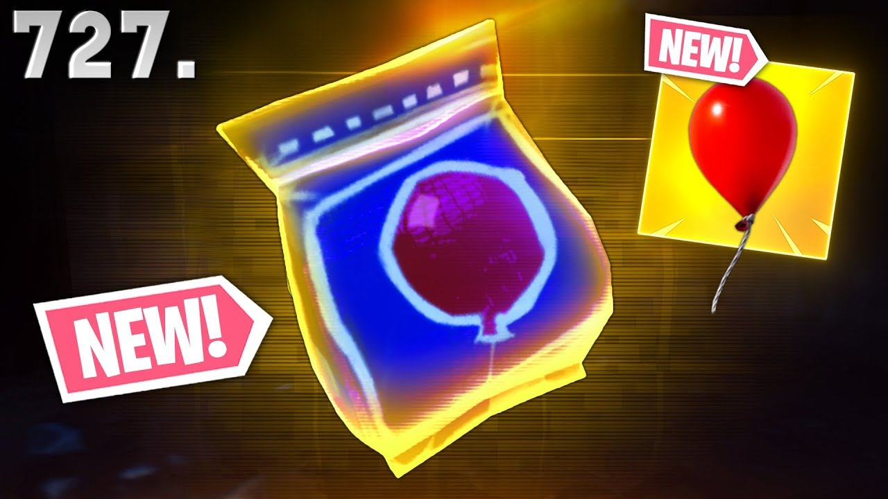 new item fortnite