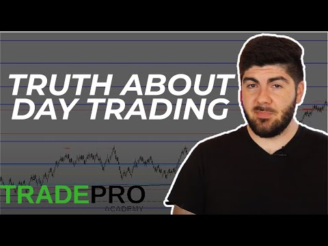 Truth About Day Trading as a Career