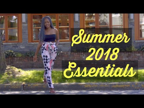 [VIDEO] – CASUAL SUMMER 2019 LOOKBOOK