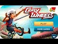 Bike Racing Games - Crazy Wheels - Gameplay Android free games - extreme game