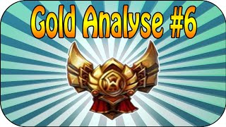 League of Legends - Gold Analyse #6