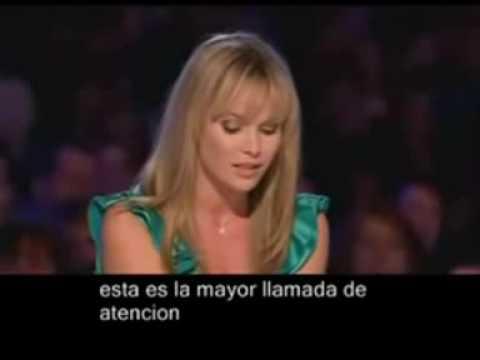 SUSAN BOYLE TRADUCIDO AL ESPAÑOL SUBTITULOS Britain`s got s talent