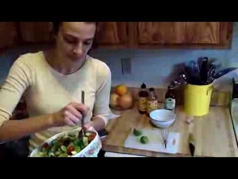 Easy Gluten Free Vinaigrette Salad Dressing Recipe