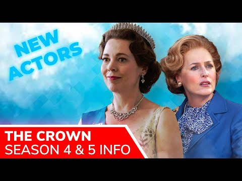 THE CROWN Season 4 Release on Netflix – Fall 2020 | New Actors and Plot for Final Season Revealed