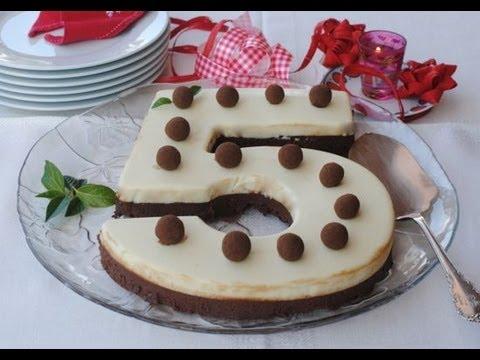 Receta De Tarta De Cumplea 241 Os De Trufa Y Chocolate Blanco
