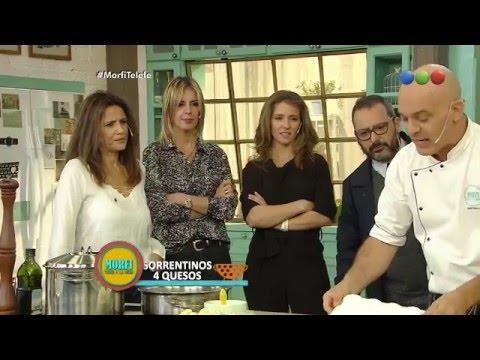 Giorgini - Sorrentinos cuatro quesos - Morfi