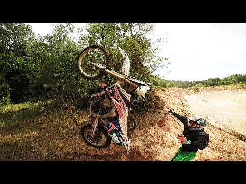 Summer Enduro in Lithuania! | GorilaZ Team Lifestyle