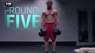 Dan Bailey's Mainsite Workout - Sunday 131222