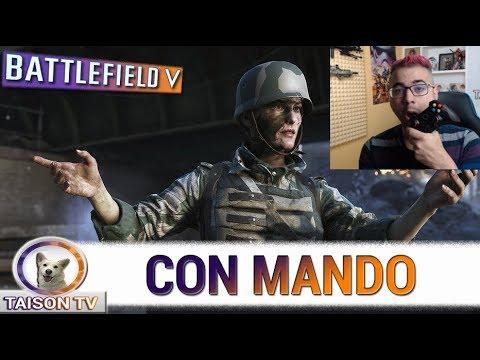 Battlefield V Humillandome con el MANDO! me gusta sufrir thumbnail