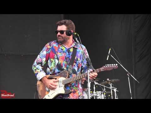 TAB BENOIT ✧ Little Girl Blues • Crawfish Fest NJ • 6/2/18