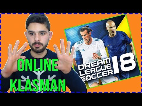 Arif GameTR Challenge - Dream League Soccer 2018 Online