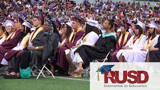 "RUSD ""All A Blur: Arlington High School"""