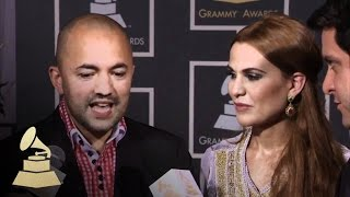 RedOne on the 53rd Annual GRAMMY Awards red carpet   GRAMMYs