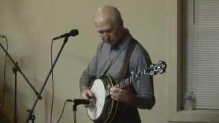 """Blackjack"" - Clinton Gregory Bluegrass Band with Eddie Hoyle on banjo 2Jan2015"