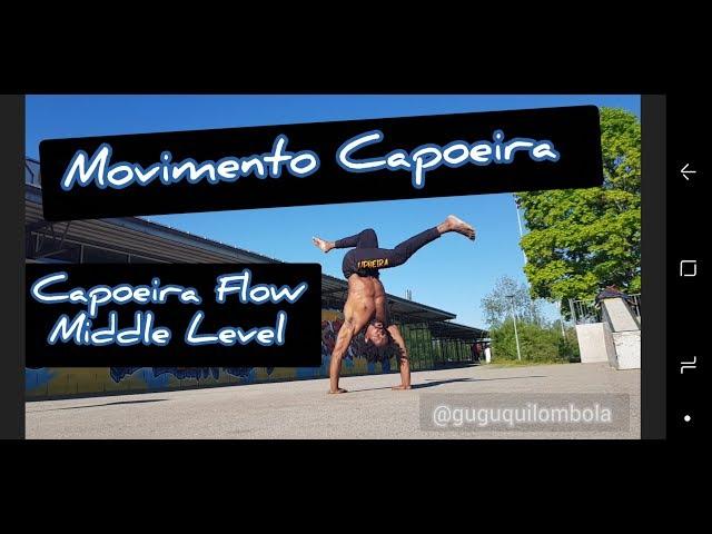 Body Control /Movimento de Capoeira- Gugu Quilombola